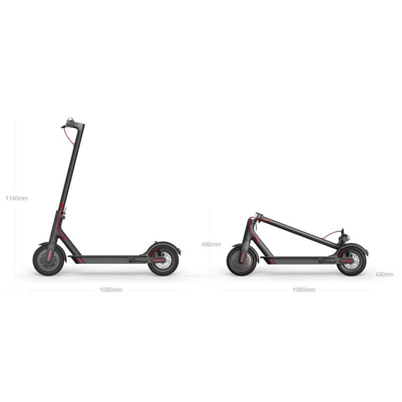 Електросамокат Xiaomi Mijia Electric Scooter M365 Black (FBC4001CN / FBC4004GL)