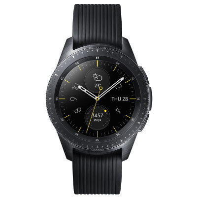 Смарт-часы Samsung Galaxy Watch 42mm Black (SM-R810NZKASEK) EU