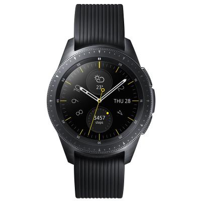 Смарт-часы Samsung Galaxy Watch 42mm Black (SM-R810NZKASEK) UA