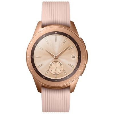 Смарт-часы Samsung Galaxy Watch 42mm Gold (SM-R810NZDASEK) UA
