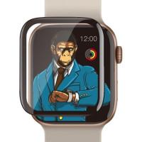 Защитное стекло Apple Watch Blueo 3D High Molecule 40mm 5D (Полный клей)