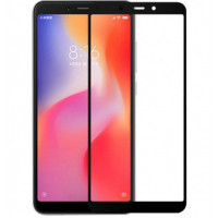 Защитное стекло Xiaomi Redmi 6/6A 3D Black