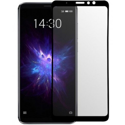 Защитное стекло Meizu M8 Note 3D Black