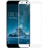 Защитное стекло Meizu 15 Lite (M15) 3D White