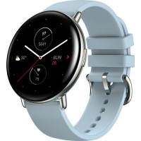 Смарт-часы ZEPP E Smart Watch Circular Screen Ice Blue