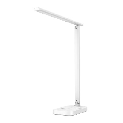 Лампа LED BASEUS Lett Wireless Charging Folding Desk Lamp White
